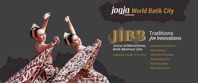 #BiennaleBatik Jogja Semakin Istimewa Sebagai Kota Batik Dunia