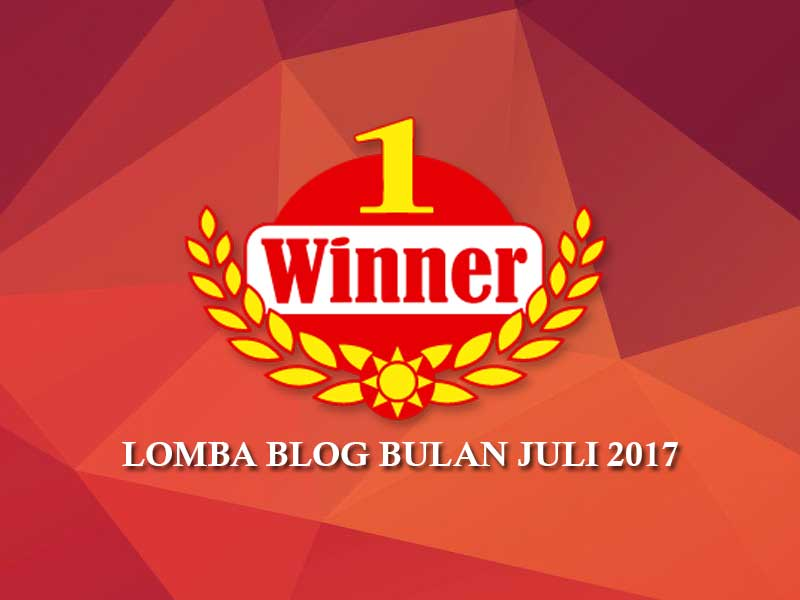 Info Lomba Blog Juli 2017