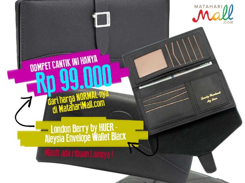 Dompet Wanita Discount 90% Di Mataharimall.com