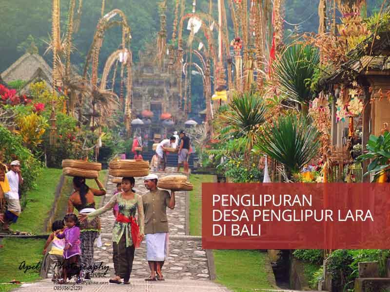 Penglipuran, Desa Penglipur Lara Di Bali